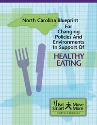 Eat Smart Blueprint Cover