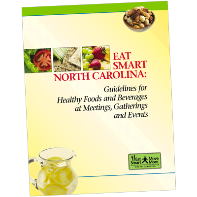 Eat Smart Healthy Meeting Guide