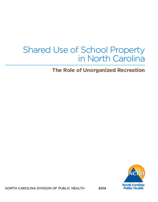 Shared Use of School Property in North Carolina